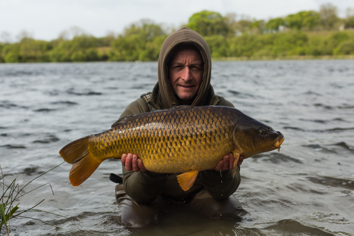 Boilie Fishing With John Kneebone