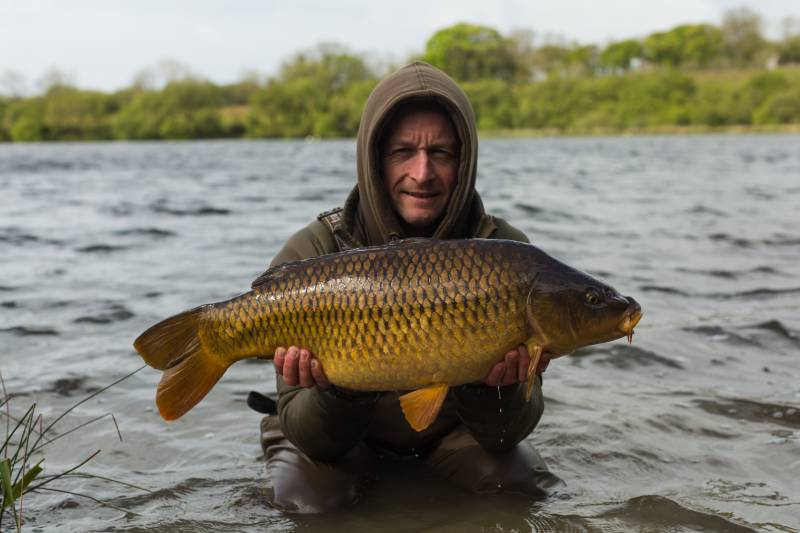 An early season common, once the fish were in fully boilie munching mode