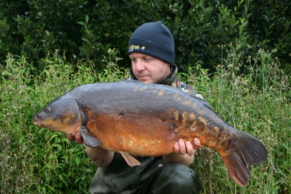 A cracking mirror that couldn't resist my Pineapple hook-bait specials