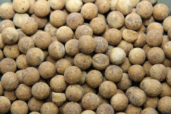 New Grange boilies! My first choice!