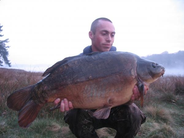 Larger than normal hook-baits are definitely worth a go