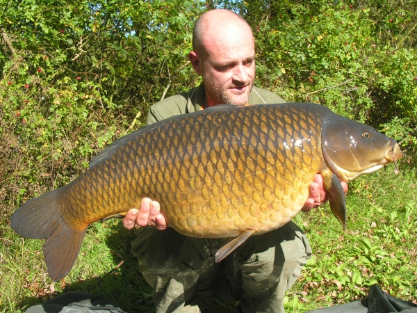 One Common followed by another, this time at 28lbs 4ozs