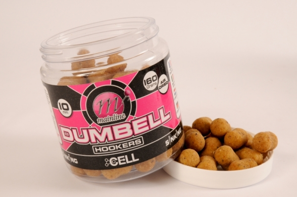 Cell Dumbell hookers part of the fantastic Cell range!