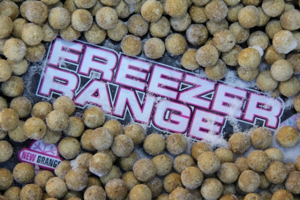 New Grange freezer baits, carp simply love em!