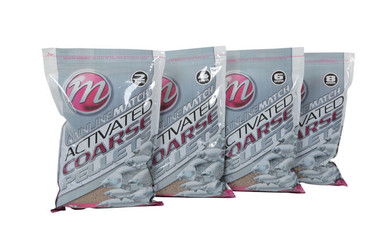 More information about MATCH ACTIVATED CARP COARSE PELLETS