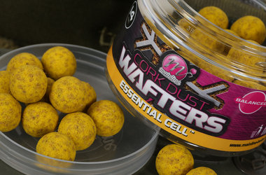 DEDICATED BASE MIX CORK DUST WAFTERS