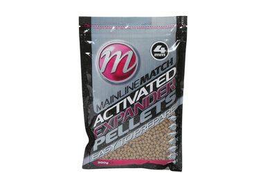 Match Activated Expander Pellets