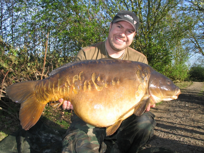 The Northern Linear - 46lbs 2oz